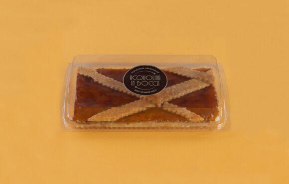 Trancio Crostata Albicocca
